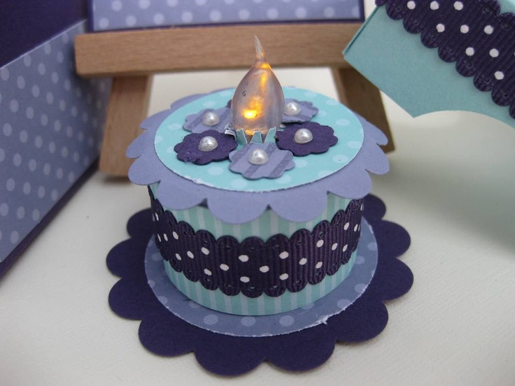 94 best Tea light cakes images on Pinterest Tea lights Light