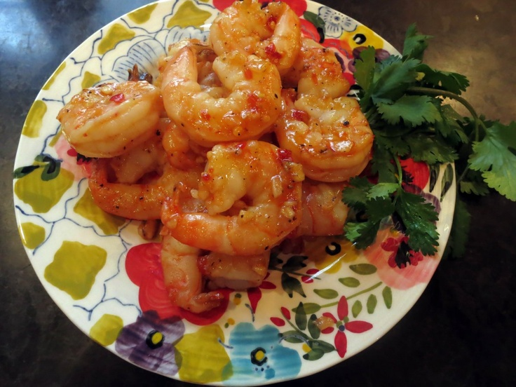 Sweet Chili Shrimp.....Really want to make this for my husband!!!!!