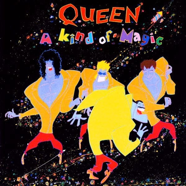 Queen - One of my favourite albums.