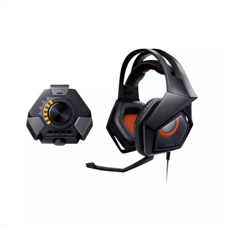 Asus Strix DSP Gamer Headset Black