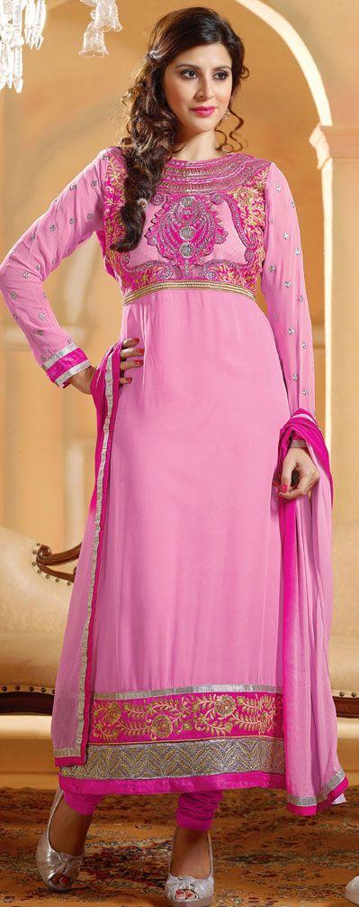 Asiatische Mode Salwar Kameez