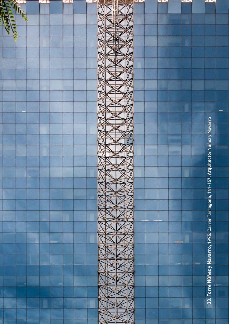 descripcin torre nez y navarro carrer tarragona arquitecto