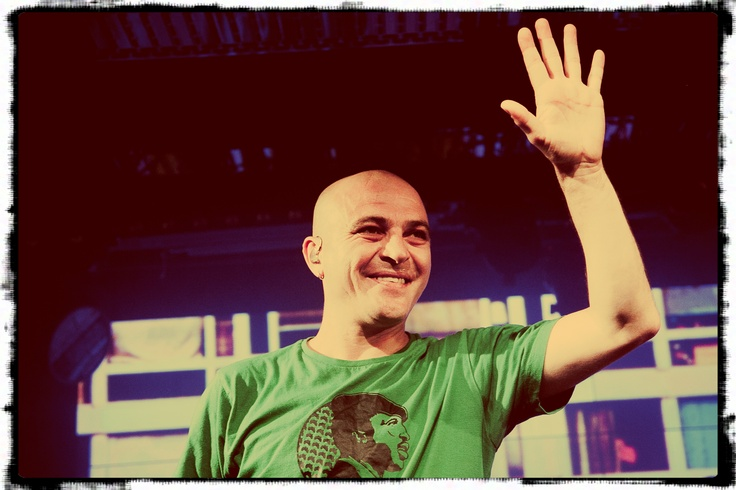 Zebda - Studio SFR (31/05/2012) © Rod - Le HibOO - Maurice #music #live #Zebda #concert #sfrliveconcerts