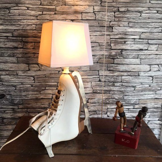 lampesoriginales presents Skate ice Laura mounted lamp in 2018 - cout chauffage electrique appartement