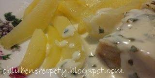 Obľúbené recepty: Filé z aljašskej tresky s citrónovou omáčkou ... a...