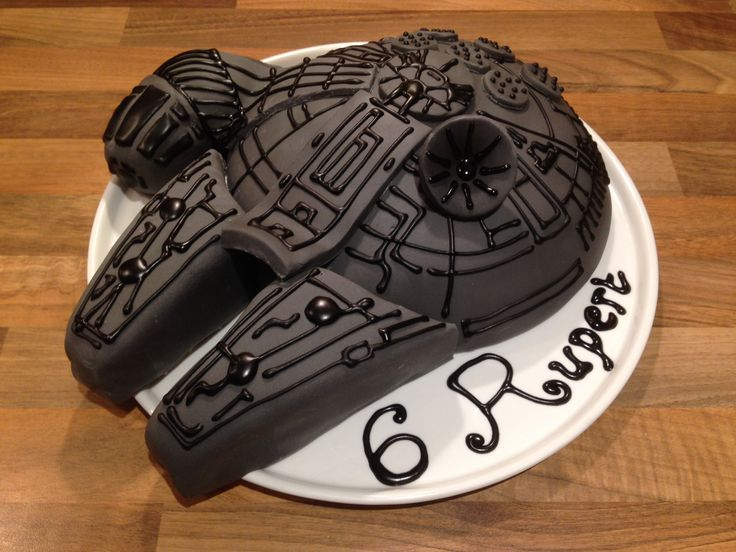 Rupert's 6th Birthday Cake