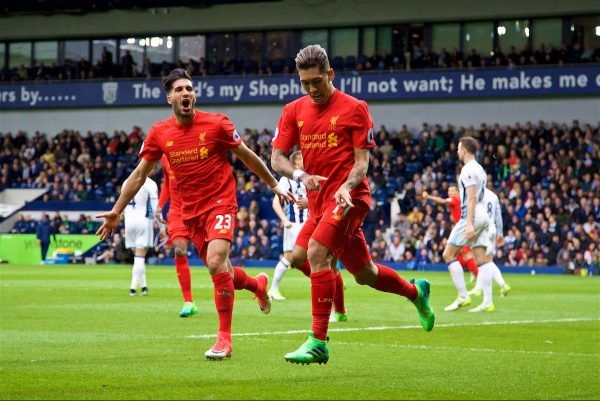 Liverpool Go Third In The Premier League Table After Victory At West Brom