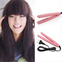 Wish | New Hot 1pc Hair Crimper Crimping Iron Perm Splint Hairdressing Tool Salon Hair Styling  # laixudong #