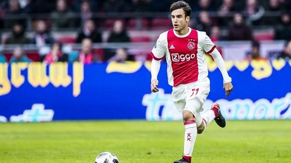Ufa124 Nicolas Tagliafico ปฏ เสธข อเสนอ Ajax ภายใต ส ญญาคล งแสง Tottenham ดอกเบ ย