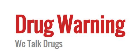 Drug Warning - We Talk Drugs
