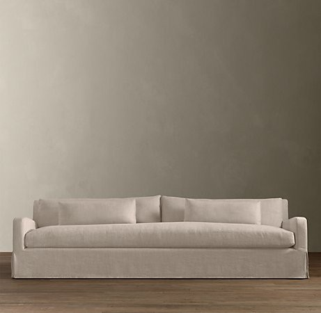 Simple.Comforters Couch, Beautiful Couch, Living Rooms, Arm Sofas, Living Room Ideas, Restoration Hardware Couch, Belgian Sloped, Sleeper Sofas, Sloped Arm