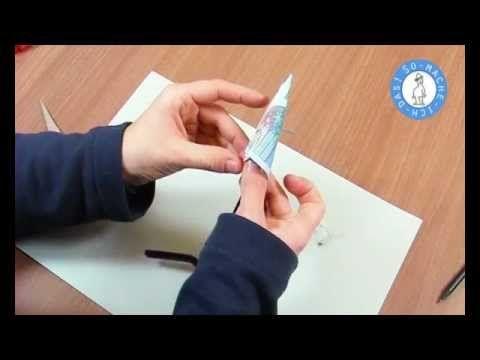 Geldgeschenk basteln - Ein paar Mäuse zum Verbraten - YouTube