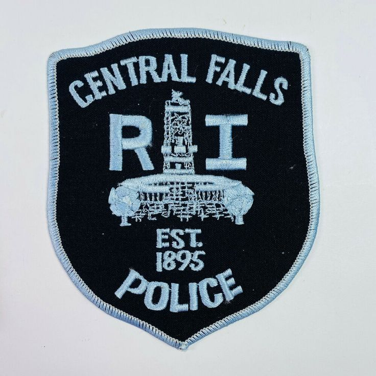 Central falls police providence county rhode island patch