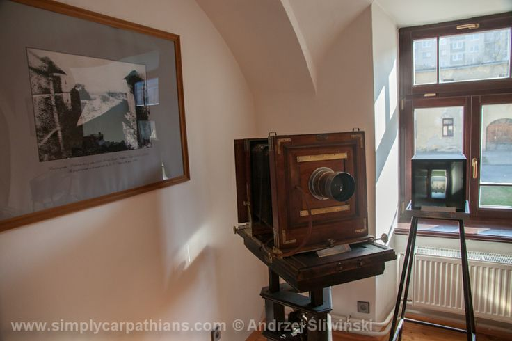 The first photography in the world. Jozef Maximilian Petzval Museum in Spisska Bela (photography and cinematography museum) #Slovakia  www.simplycarpathians.com
