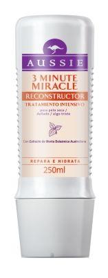3 Minute Miracle Reconstructor Must Have's (Repara las puntas del cabello) recomendado por blogger Sigue mi estilo)