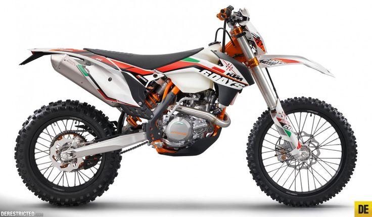2014 KTM 450 EXC sixdays sardinia