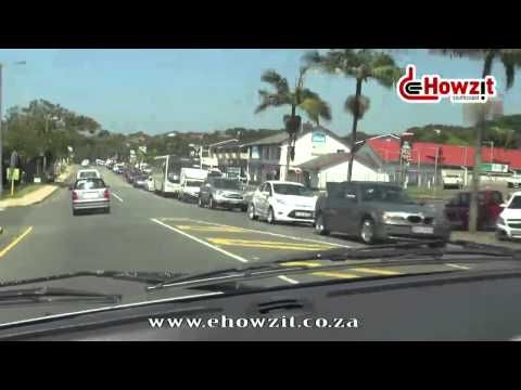 Taxi traffic disruption At one stage there was a huge queue of vehicles on Marine Drive from Margate to Port Shepstone which took a few hours to clear.  Some motorists said it took them more than an hour to travel from Margate to Shelly Beach.