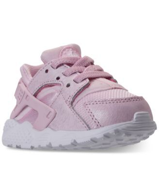 competitive price 6481b 9b16e Nike Toddler Girls  Air Huarache Run Ultra Running Sneakers from Finish Line    macys.com