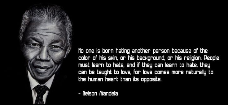 #whatsonnorthernlights #history #mandela #inspirationalmessage