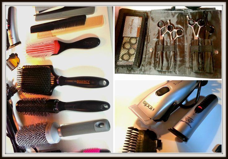 Que herramientas necesito para ser Estilista Profesional/Hairstylist too...