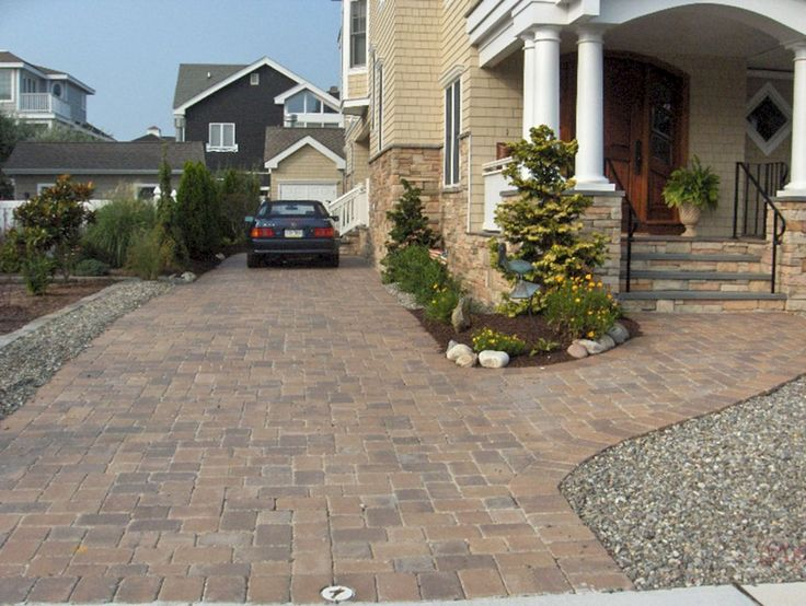 Best 25+ Driveway design ideas on Pinterest | Driveway landscaping ...