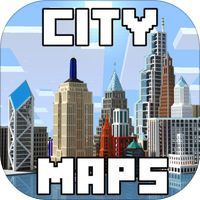 City Maps for Minecraft PE - Download free Maps & MineMaps for Pocket Edition' van Loan Thi Hong Do