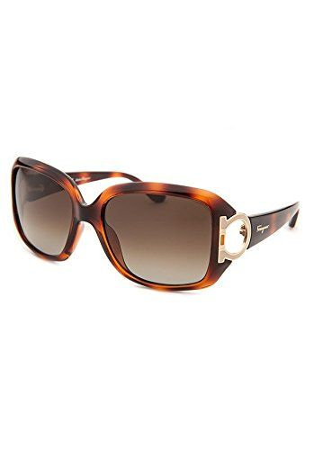 Salvatore Ferragamo SF 666S 001 Black Women's Sunglasses. Your designer eyewear comes with original case, cloth and manufacturers papers & warranty. Color Code :Black/Taupe/Purple Grey 001. Style No: SF666. Lens Color : 001. girls.