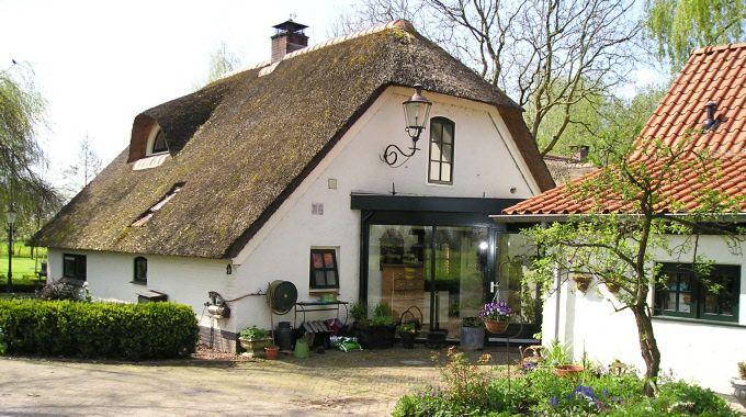 Verbinding tussen woning en schuur boerderij buitenkant pinterest - Moderne buitenkant indeling ...