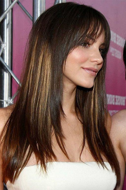 corte de pelo mujer frente grande