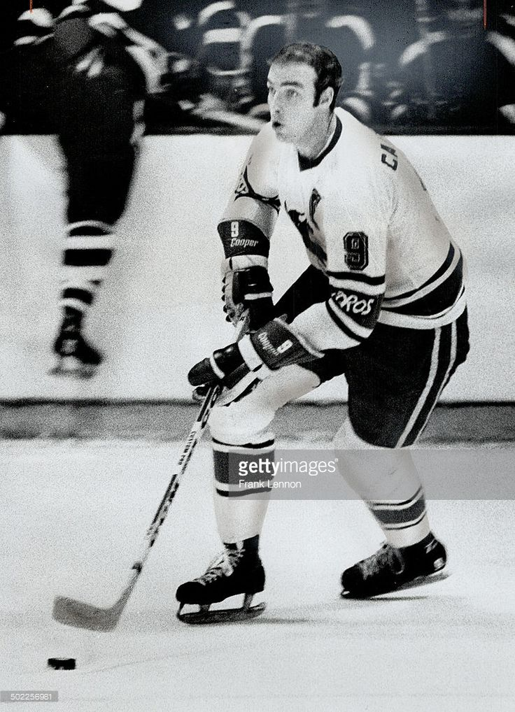 Wayne Carleton, recently appointed captain of the Toronto Toros, has had his ups and downs, mostly downs, as a professional hockey player. But he seems to have found his proper niche with Toronto's WHA team.