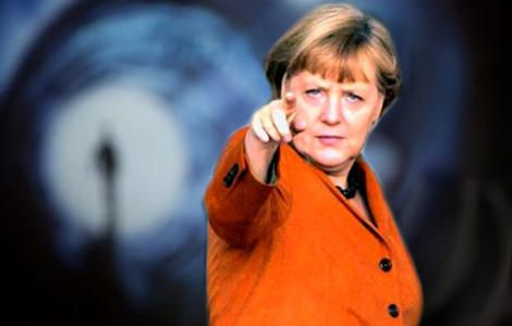 Last May Der Spiegel mentioned that «during her eight-year tenure as Chancellor, Angela Merkel has thoroughly succeeded in reassuring the Germans and in shifting their attention from political conflict to their personal wellbeing».   Read more: http://rizopoulospost.com/merkels-hypnosis-and-the-imminent-union-haircut/#ixzz2aRTBgbsA  Follow us: @Rizopoulos Post on Twitter   RizopoulosPost on Facebook #Greece #Germany #politics