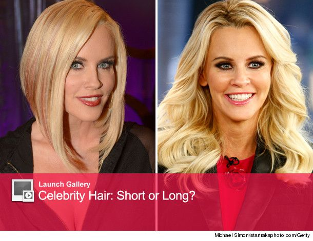 Awesome 17 Best Ideas About Jenny Mccarthy Bob On Pinterest Reese Hairstyles For Men Maxibearus