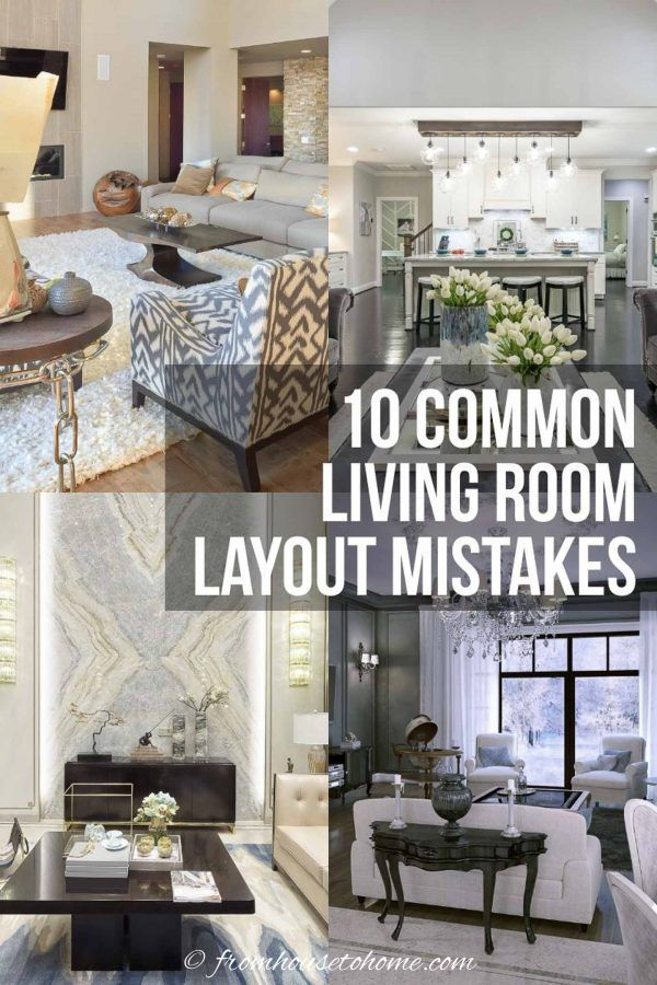 10 Common Living Room Layout Mistakes And How To Fix Them Livingroom Layout Decor Home Living Room Room Layout