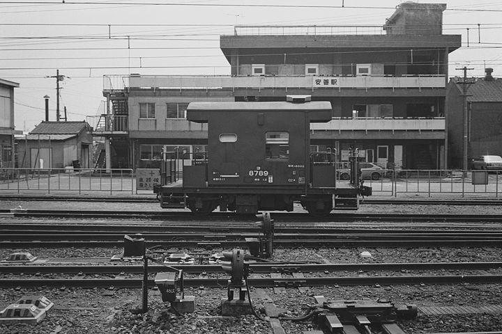 鶴見線4_安善駅