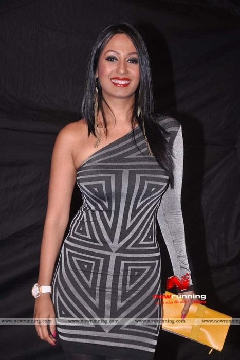 Kashmira Shah at Indian Telly Awards. More pictures at http://www.nowrunning.com/event/bollywood/indian-telly-awards-nite/52158/gallery.htm