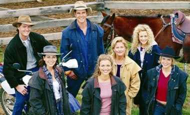 McLeod's Daughters ~ a great show from Australian TV  Aired: 1996, 2001 - 2008