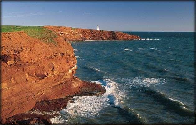 Prince Edward Island:  Where I'd like to visit