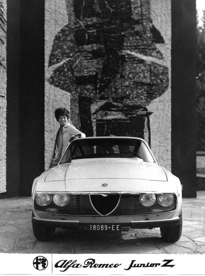 1969 Alfa Romeo Junior Zagato