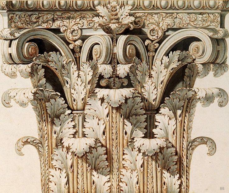 Les 39 meilleures images du tableau capitals and pilasters for Architecture classique