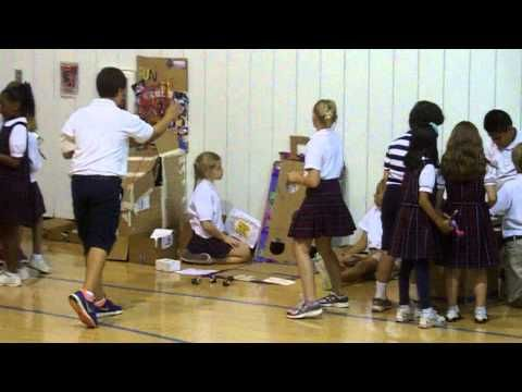 Make a trailer!: FWA Cardboard Challenge 2014 Promo - YouTube