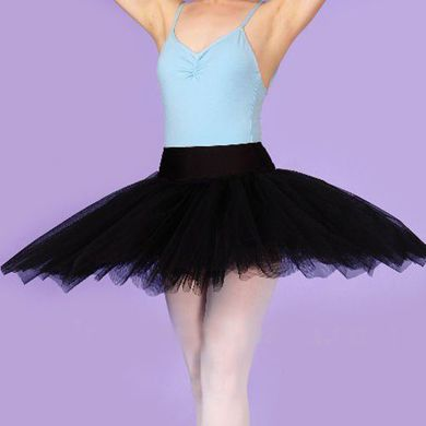 A2335 Romantic practice/performance ballet tutu with 7 layers of high  quality