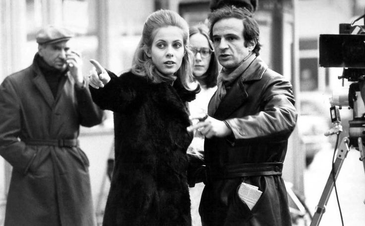 Domicile conjugal - 1970 - tournage