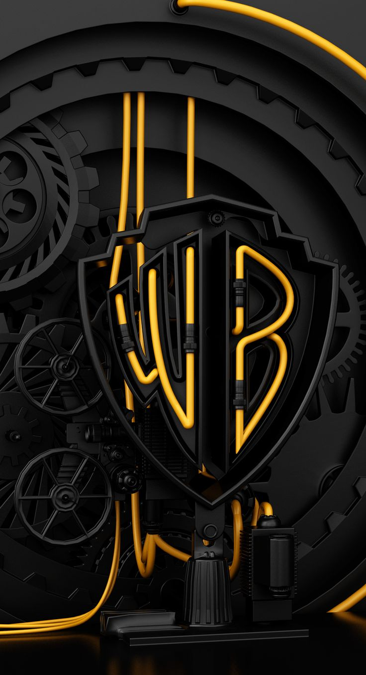 Warner Bros. Steampunk Remix on Behance