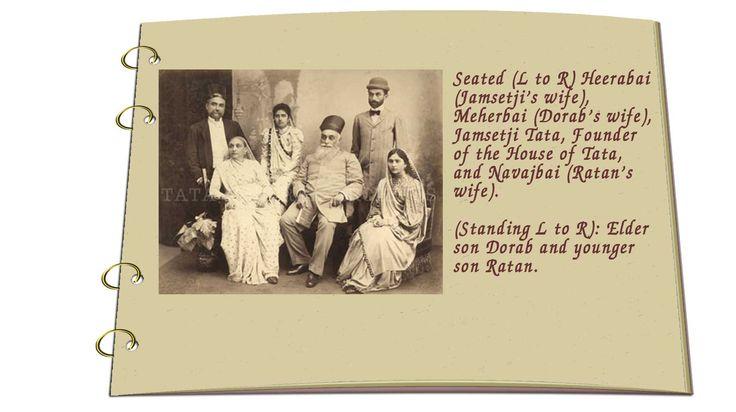 The Tata Family Portrait