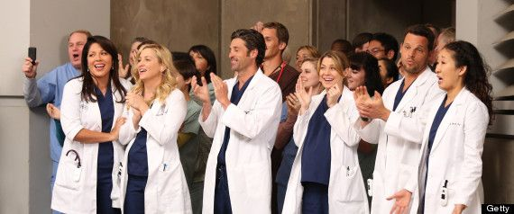 Grey's Anatomy Season 10 Cast    grey s anatomy readiness is all the doctors of grey sloan memorial ...