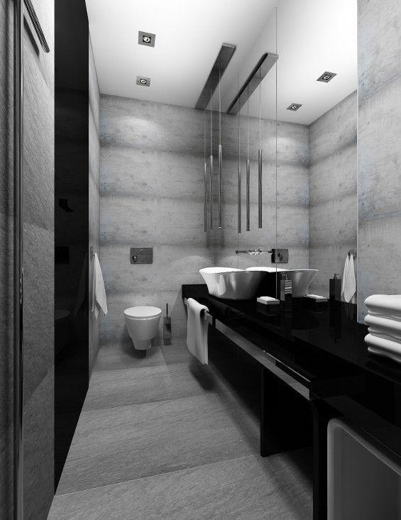 luksusowa rezydencja została zaprojektowana w stylu nowoczesnym