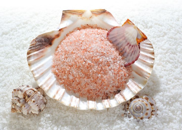 Pink Sea Salt - purest in the world