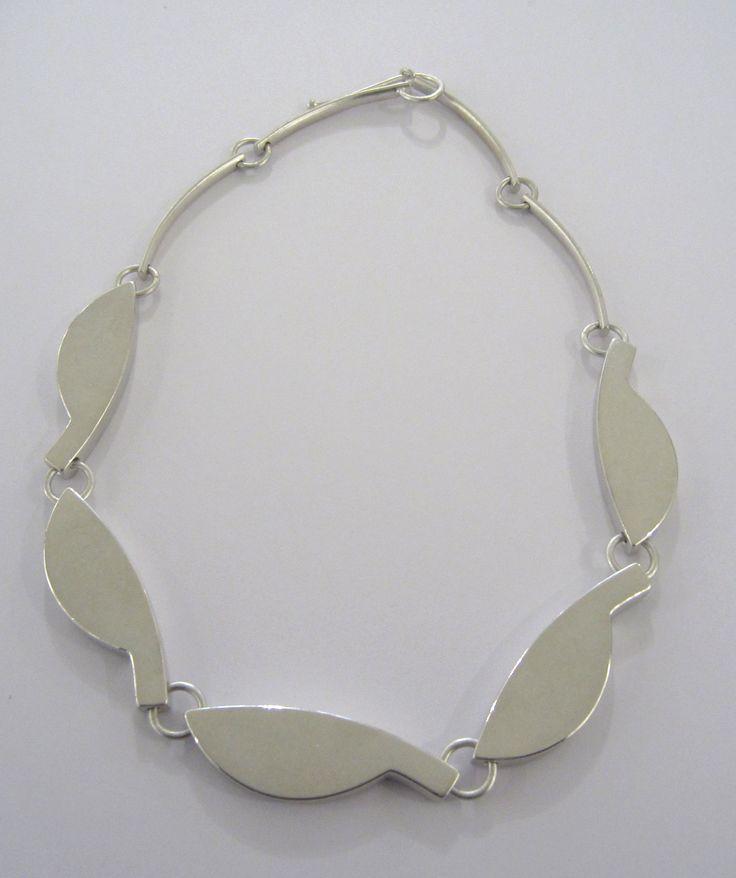 Jeremy Leeming - Sterling Silver Necklace - sterling silver