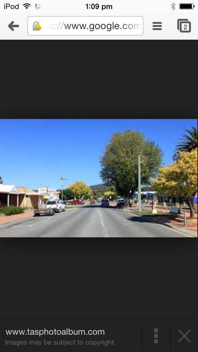 St Helen's  town