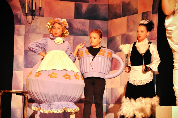 babette costume how to make